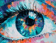 """""""Fluorite"""" - Oil Painting...."""