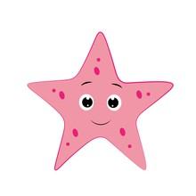 Starfish, Sea Star Summer Cart...