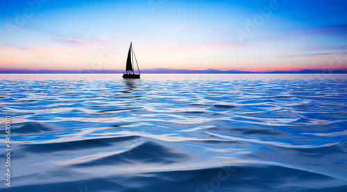 barco , mar, atardecer, paisaje, amanecer, verano , vacaciones, tiempo libre, ocio , navegar, velero , puesta de sol , amanecer, cielo , olas, naturaleza, turismo , mediterraneo