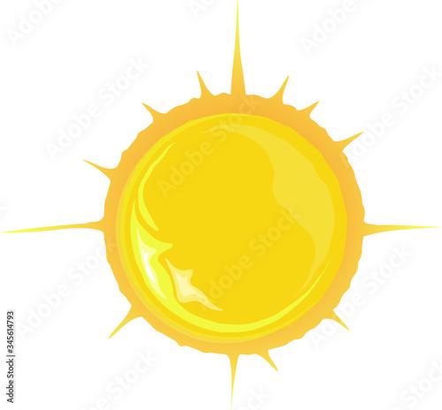 Fototapeta 太陽 obraz