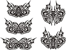 Tribal Owl Mask - Ornate Wise ...
