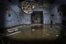 Abandoned Hospital Sanatorium ...
