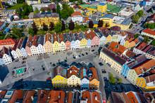 Schärding Luftbilder | Hochwe...