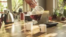 Qigong Master Makes V60 Coffee