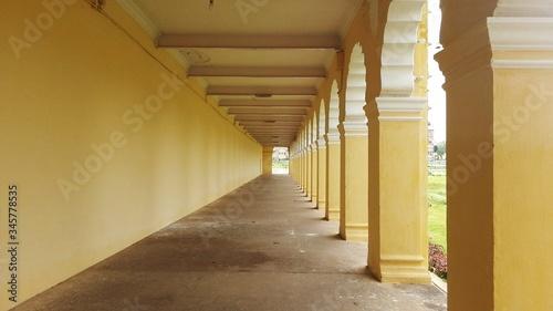 Fotografiet Corridor In Building