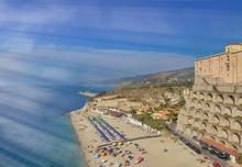 Tropea, Calabria. Amazing Aeri...
