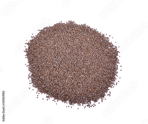 Photo perilla seeds, rich in omega-3