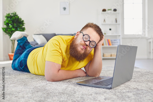 Online dating chat video chat call Tapéta, Fotótapéta