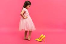 Funny Child Girl Fashionista I...