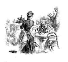 19th Century Caricature: Habit...