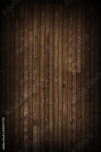Fototapeta grunge, old wood panels may used as background obraz na płótnie