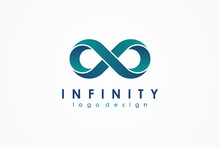 Blue Green Motion Infinity Log...