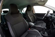 Clean Front Car Seats
