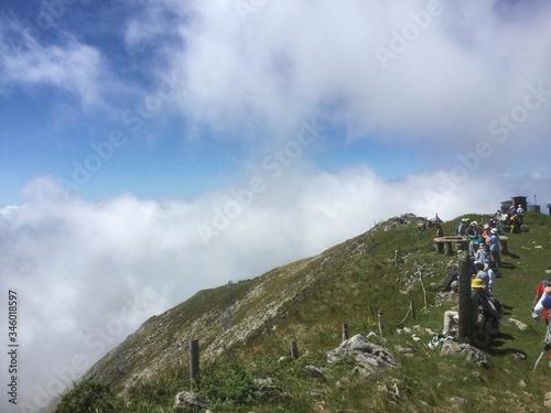фотография Lush landscape of Mount Ibuki