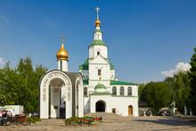 Danilov Monastery, Moscow