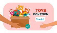 Charitable Toys Donation For Kids