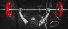 Asian Strong Athletic Man Havi...
