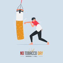 May 31st World No Tobacco Day ...