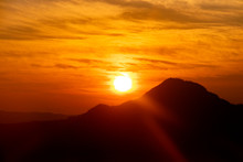 Phu Thok Sunrise In The Mornin...