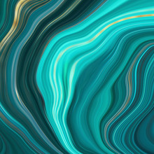 Abstract Agate Background - Fl...