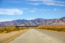 Car Rides Along The Mojave Des...