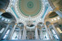 Hazret Sultan Mosque, Astana, ...