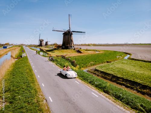 Fototapeta Schermerhorn Alkmaar Netherlands ,