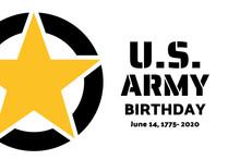 U.S. Army Birthdays. Holiday C...