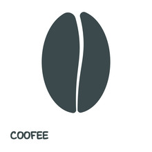 Coffee Icon. Single High Quality Outline Symbol For Web Design Or Mobile App. Thin Line Sign For Design Logo.