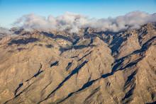 Mount Lemmon In Airzona, Aeria...