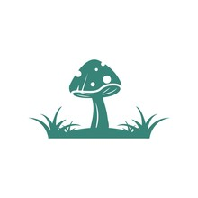 Mushroom Vector Illustration I...