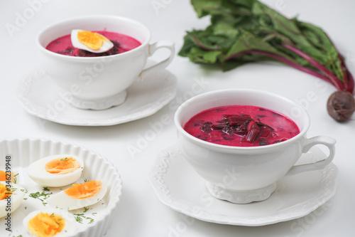 Fototapeta Zupa obraz