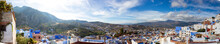 Panoramic View To Chefchaouen ...