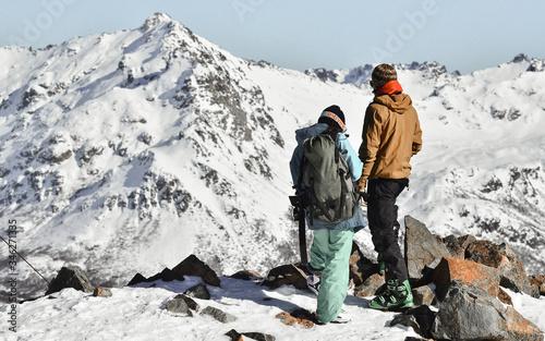 Photo Montaña