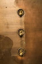 Three Old Fashioned Toggle Sty...