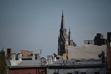 Saint Kostka Church Roofs