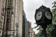 New York City Streets. Manhatt...