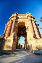 Greek Style Palace Of Fine Art...