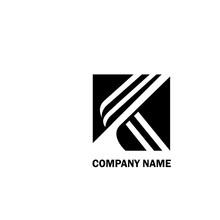 Letter K Logo For Sale Creative Illustrations. Vector Design