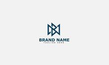 Letter NB Logo Icon Design Tem...
