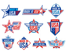 Made In USA Labels, Quality Warranty Certificate