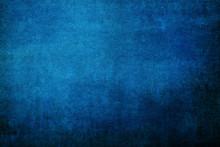 Full Frame Shot Blue Craft Paper