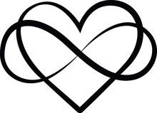 Elegant, Heart, Symbol, Vector...