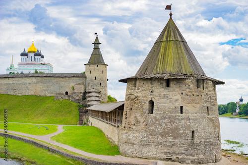 Photo City Of Pskov