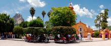 Ciudad Bernal, Queretaro/Mexic...