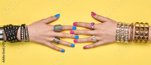 Fotografie, Obraz Fashion