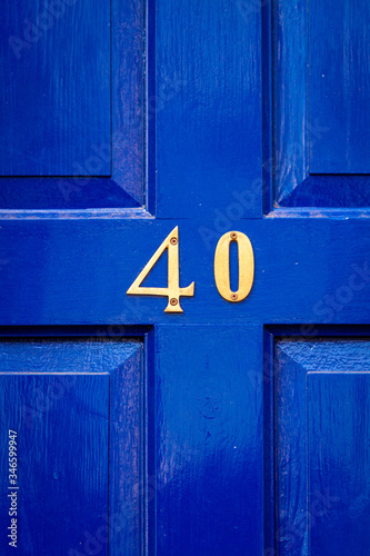Tela House number 40