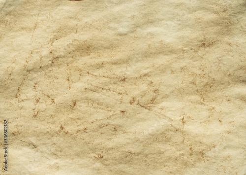 Obraz texture of old parchment background - fototapety do salonu