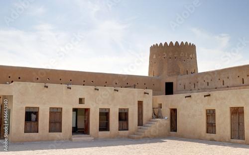 Photo Fort en Arabie (Qatar)