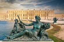 The Royal Palace Of Versailles...